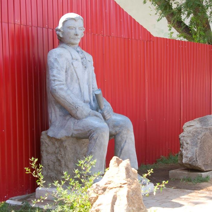 Памятник П.И. Рычкову