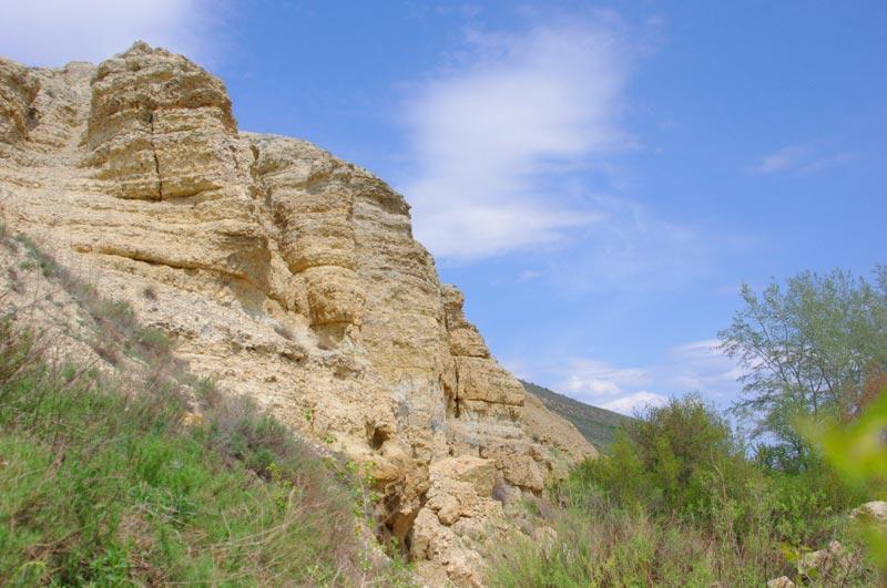 Гора Змеиная (Ханская гора, могила хана, михайловская гора)